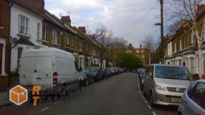 Risk free household relocation in Archway