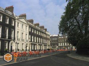 Precise home removal in WC1, Bloomsbury