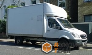 Man with van services in London