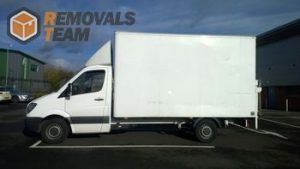 Expert movers Colindale