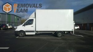 Insured pro movers Edgware