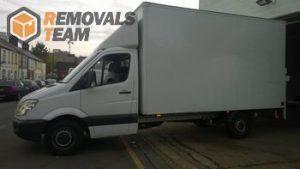 Moving team East Bedfont