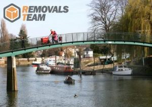 Reputable Home Moving Eel Pie Island, TW1