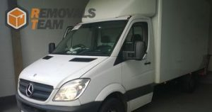 Top van removals Crews Hill