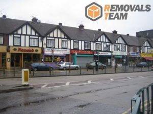 Comprehensive House Moving - NW9/Kingsbury