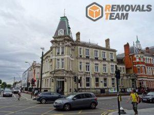 Licensed Home Moving - E10, E15/Leyton