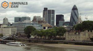 London City - riverside