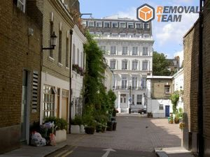 Top domestic relocation services - Kensington
